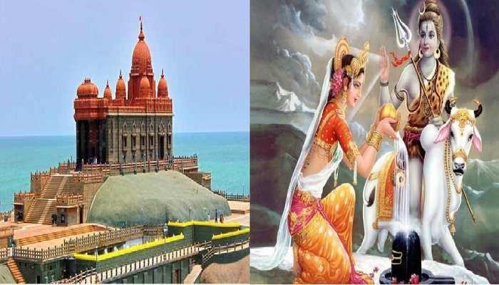 अलौकिक रहस्य: मंदिर जहां शक्ति को शिव का सदियों से इंतजार