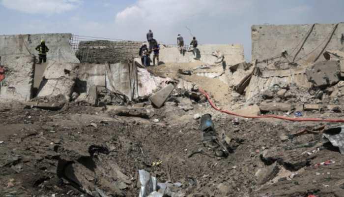अफगानिस्तान: मस्जिद पर घातक हवाई हमला, 12 बच्चों की मौत