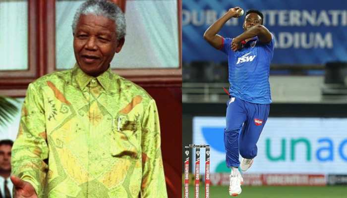 नेल्सन मंडेला को लेकर दिल्ली कैपिटल्स के तेज गेंदबाज कगिसो रबाडा ने कही ये अहम बात