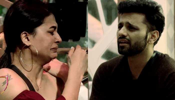 BB 14: राहुल वैद्य ने लगाया इल्जाम, बोले- रूबीना के पति पर है पवित्रा पुनिया को क्रश