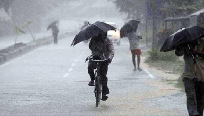 मौसम Alert: मध्य प्रदेश में अगले 24 घंटे होगी बारिश, इन क्षेत्रों में बरसेंगे बादल