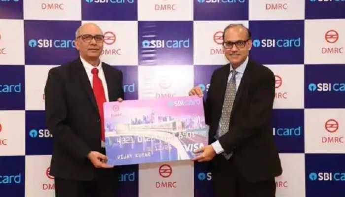 DMRC ने SBI के साथ लॉन्च किया खास Card, जानिए क्या हैं इसकी खूबियां
