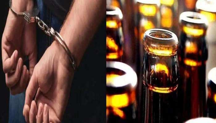 उज्जैन जहरीली शराब मामलाः तीन आरोपियों पर था 10 हजार का इनाम, पुलिस ने एक को धरदबोचा