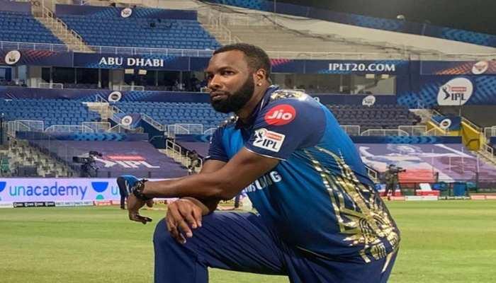 IPL 2020: चेन्नई पर मिली शानदार जीत के बाद पोलार्ड ने कही ये अहम बात