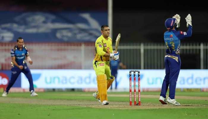 IPL 2020: मुंबई के खिलाफ शर्मनाक हार के साथ CSK ने बनाया ये अनचाहा रिकॉर्ड