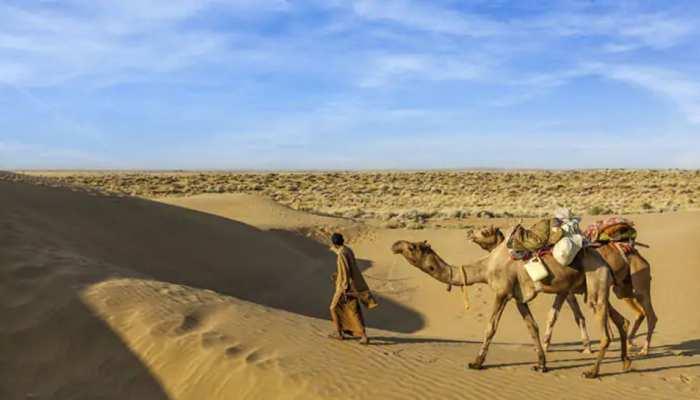 थार रेगिस्तान में 172000 साल पहले बहती थी नदी, शोधकर्ताओं को मिले हैरान करने वाले सबूत