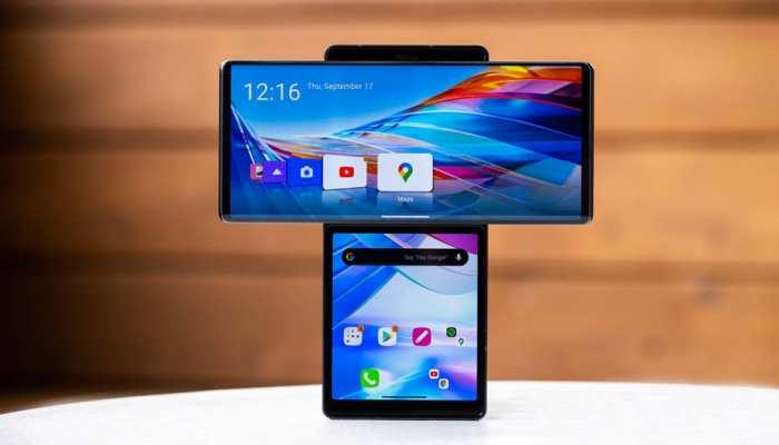 LG Wing ड्यूल स्क्रीन 28 अक्टूबर को हो रहा लॉन्च, दमदार हैं फीचर्स