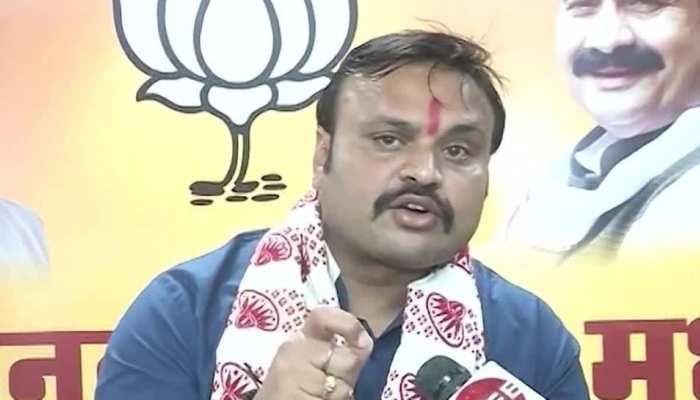 BJYM प्रदेश अध्यक्ष ने बिना नाम लिए कमलनाथ की तुलना कालिया नाग से कर दी