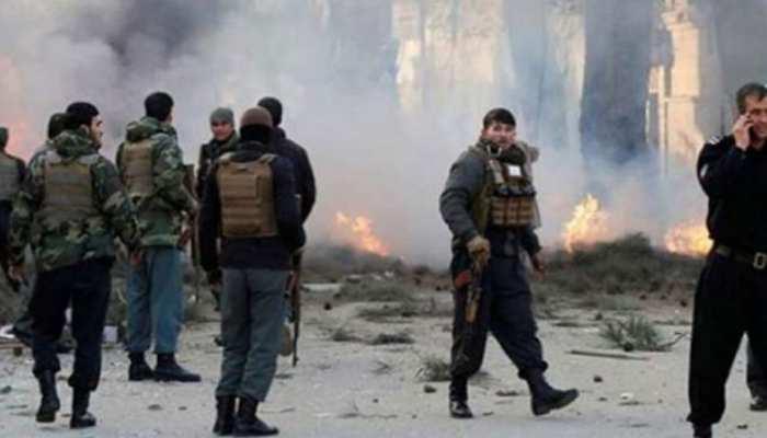 अफगानिस्तान में सड़क किनारे विस्फोट, अबतक 9 लोगों की मौत