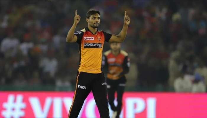 IPL 2020: SRH के संदीप शर्मा ने किया धमाल, टूर्नामेंट में हासिल की यह बड़ी उपलब्धि