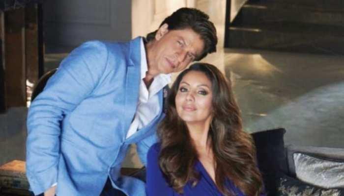 wedding anniversary of Shahrukh khan and gauri khan on 25 october