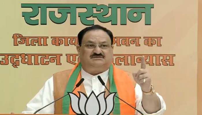 विपक्ष दिशाहीन, PM मोदी की खिलाफत करते-करते देश का विरोध करने लगा है: नड्डा