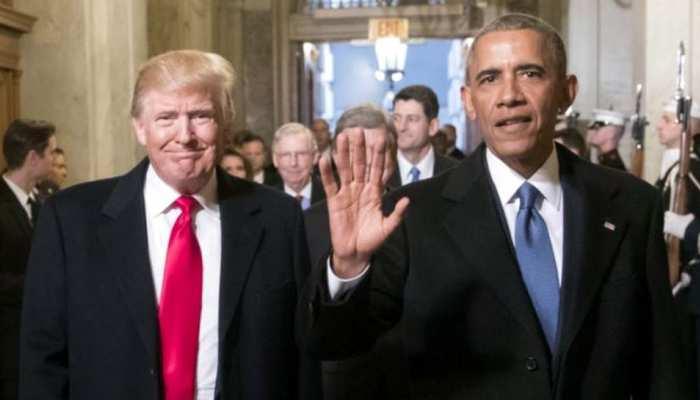 ट्रंप अपने धनी दोस्तों को मदद पहुंचाने के लिए दूसरे कार्यकाल की जुगत में लगे हैं: ओबामा