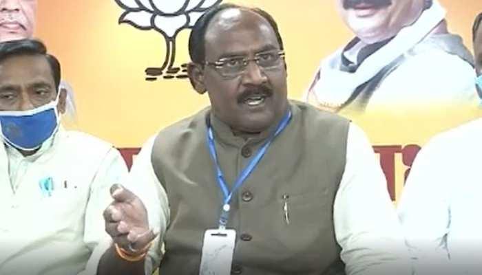 कांग्रेस के लिए दलित सिर्फ वोट बैंक, BJP ने हमेशा उनका विकास किया- अजामो अध्यक्ष आर्य