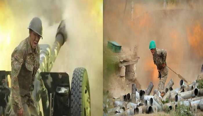 Karabakh conflict: नागोरना कराबाख की जंग का 30वां दिन