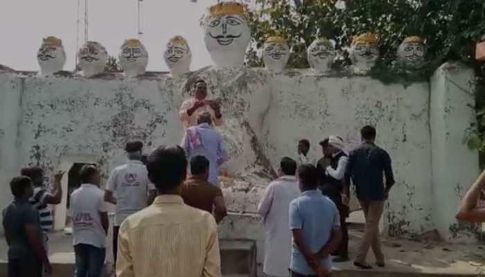खुद को रावण का वंशज मानता है ये परिवार, दशहरा पर करता है पूजा-पाठ