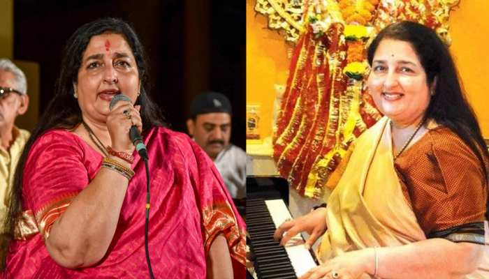 Anuradha Paudwal has been honoured by Government of India and State govt more than once