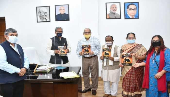 'CM त्रिवेंद्र रावत के गांव भ्रमण से खिसकेगी कांग्रेस की जमीन'- भाजपा