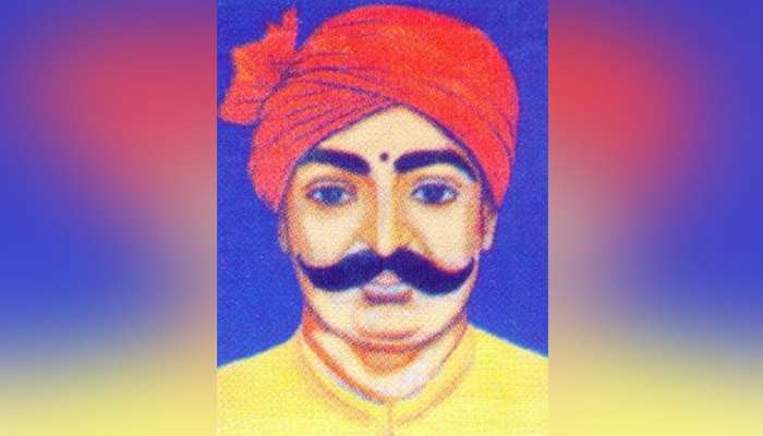 rajaram first Jat leader who dragged Akbars bones and burned them