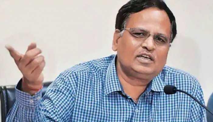 डॉक्टरों के वेतन मुद्दे पर सत्येंद्र जैन बोले, 'भाजपा शासित एमसीडी कर रही राजनीति'