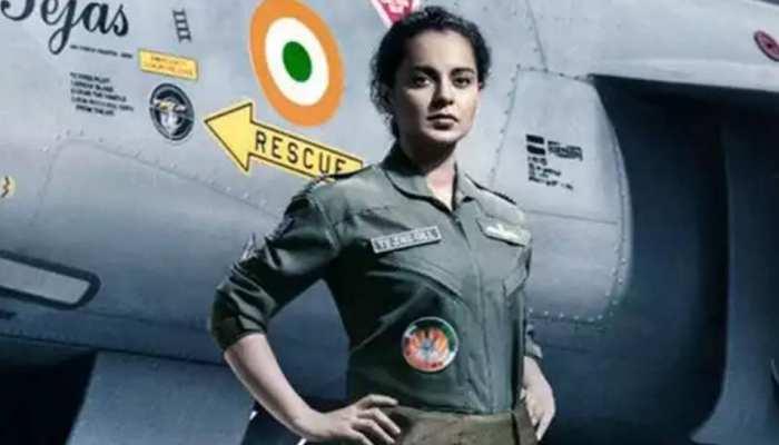 Kangana Ranaut ने की अगली फिल्म 'तेजस' की तैयारी शुरू, शेयर किया VIDEO
