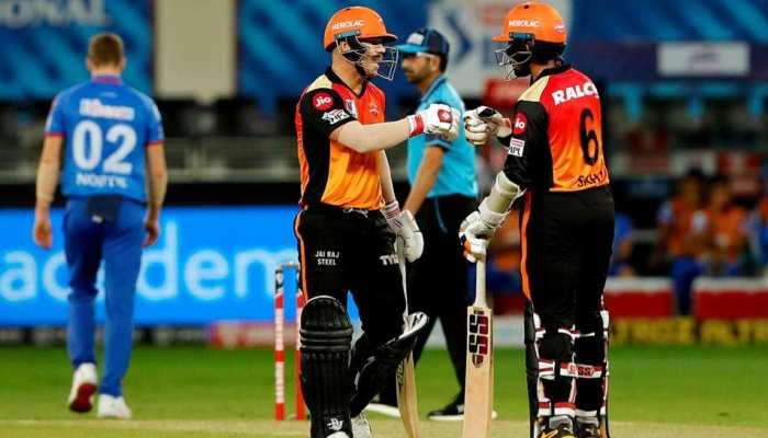 IPL 2020: DC vs SRH, हैदराबाद ने दिल्ली को 88 रनों से हराया
