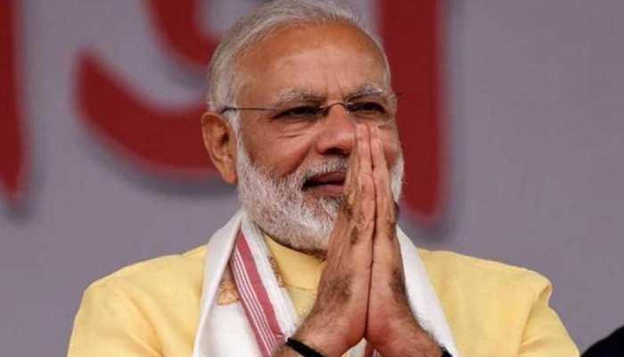 बिहार चुनाव: दरभंगा में RJD पर बरसे PM, बोले- इनका ट्रैक रिकॉर्ड याद रखिएगा
