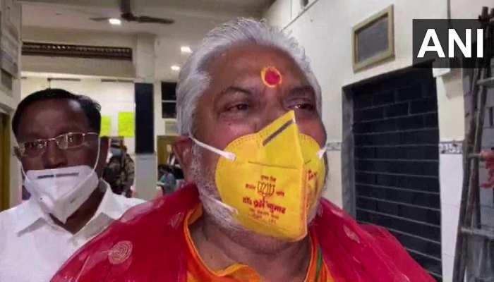 बिहार चुनाव: BJP नेता प्रेम कुमार पर MCC उल्लंघन पर FIR दर्ज, मंत्री बोले-गलती हो गई