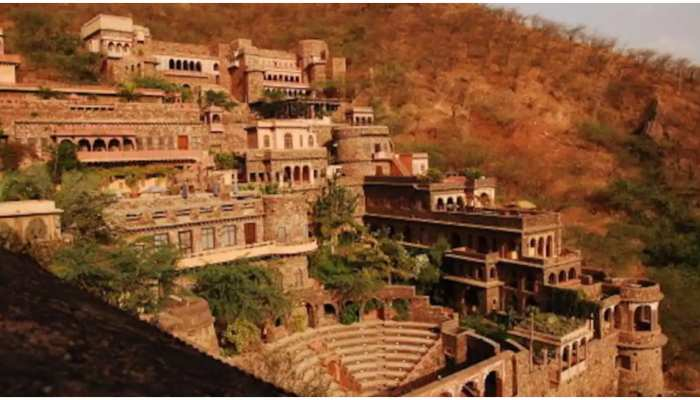 weekend travel neemrana is a must visit place near delhi ncr