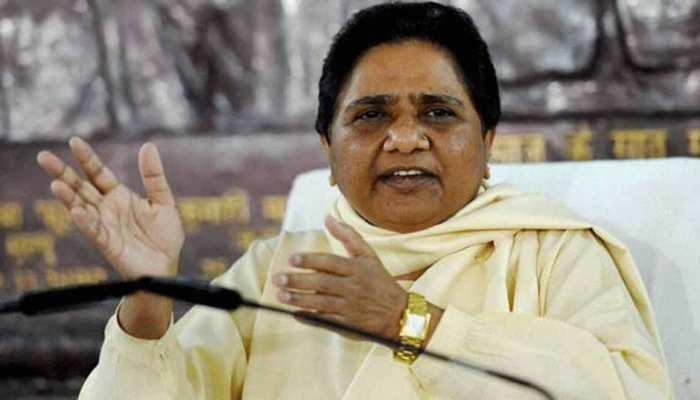 मायावती ने बागियों को पार्टी से निकाला, कहा 'SP को सबक सिखाने के लिए BJP का साथ देना पड़ा तो देंगे'