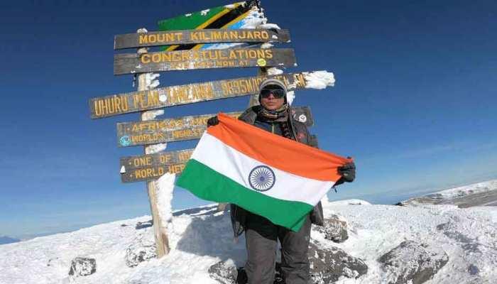 गिनीज वर्ल्ड रिकॉर्ड्स में दर्ज हुआ MP की बेटी का नाम, 'इंडियन हिमालय माउंटेन रेंज' को किया विश्वभर में प्रसिद्ध