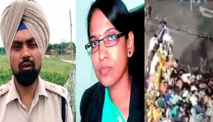 Rachna Patil मुंगेर की नई DM, Manavjit Singh Dhillon बने SP