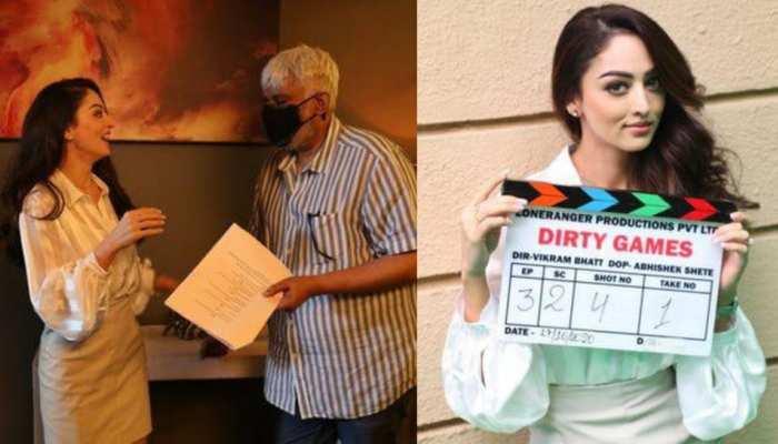Sandipa Dhar will be seen in Vikram Bhatt directed Dirty Games