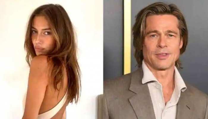 Brad Pitt का हुआ ब्रेकअप, 27 साल की मॉडल Nicole Poturalski से कर रहे थे डेटिंग