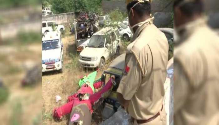 राजस्थान में 'रावण' चढ़ा पुलिस के हत्थे, मामला पहुंचा हाई कोर्ट