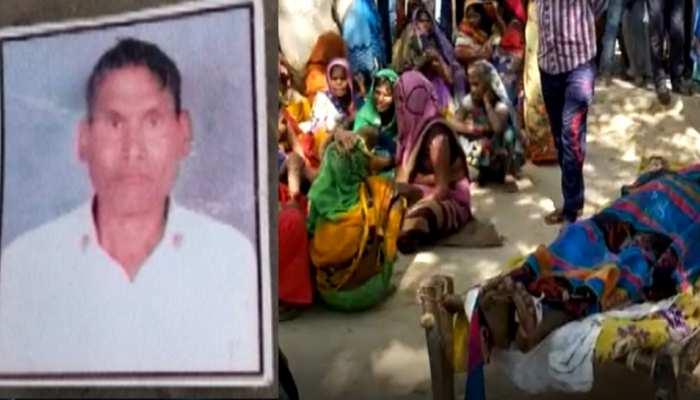 बेखौफ हुए दबंग, दलित प्रधान के पति का अपहरण कर उसे जिंदा जलाया, 3 गिरफ्तार