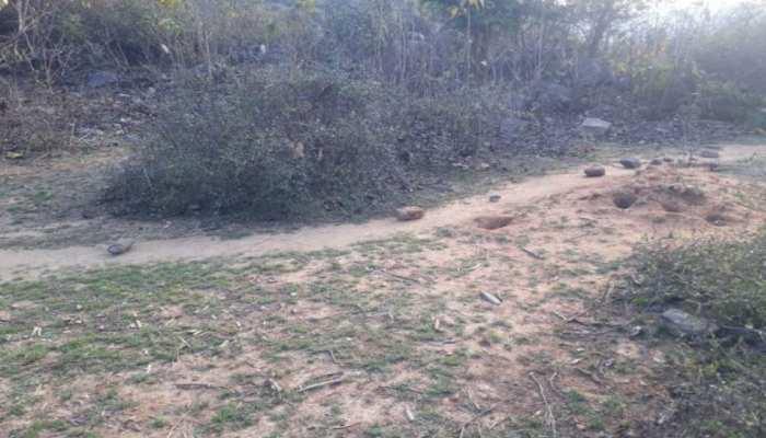 झारखंड: लोहरदगा में पुलिस टीम पर नक्सलियों का हमला, एक हवलदार घायल