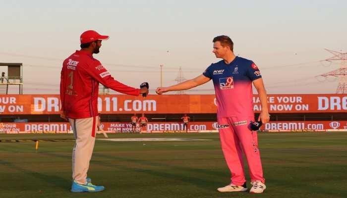 IPL-13: पंजाब के खिलाफ राजस्थान ने जीता टॉस, पहले गेंदबाजी का किया फैसला