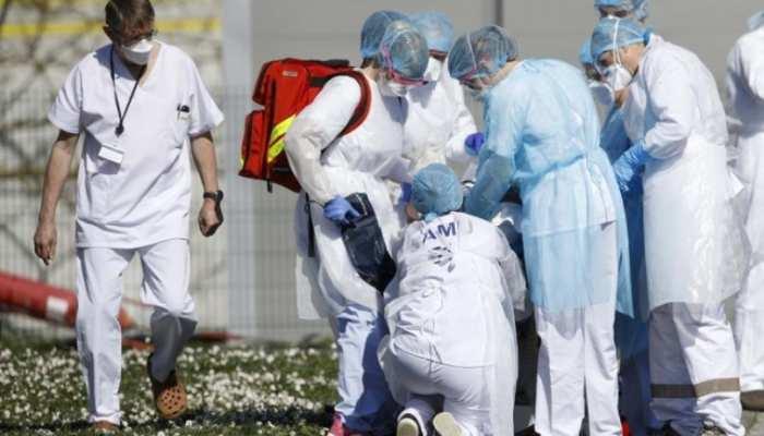 COVID-19: हंगरी में 24 घंटे में अब तक सबसे अधिक 65 मौत