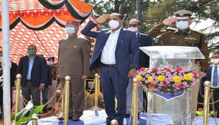 मुख्यमंत्री जयराम ठाकुर ने सरदार पटेल और इंदिरा गांधी को श्रद्वांजलि अर्पित की