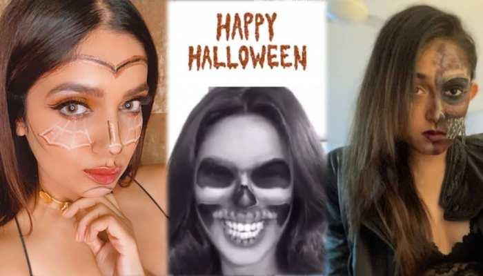 Halloween 2020: सेलेब्स ने शेयर किया खतरनाक लुक, PHOTO देख पहचानना मुश्किल