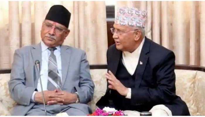 नेपाल में सत्ता संघर्ष, टूट सकती है कम्युनिस्ट पार्टी; ओली-प्रचंड फिर आमने सामने