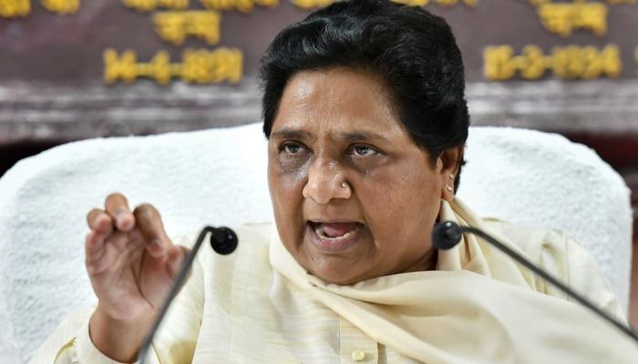 मायावती ने दोहराया 'सपा को हर हाल में हराएंगे', BJP से गठबंधन पर कही ये बड़ी बात