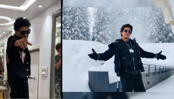 गुरु रंधावा ने शाहरुख को उनके ही चॉकलेटी अंदाज में किया B'DAY विश, वीडियो हुआ VIRAL