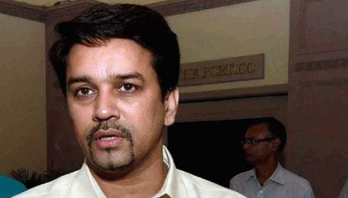बिहार के लोगों को 'जंगलराज' नहीं 'मंगलराज' चाहिए : अनुराग ठाकुर