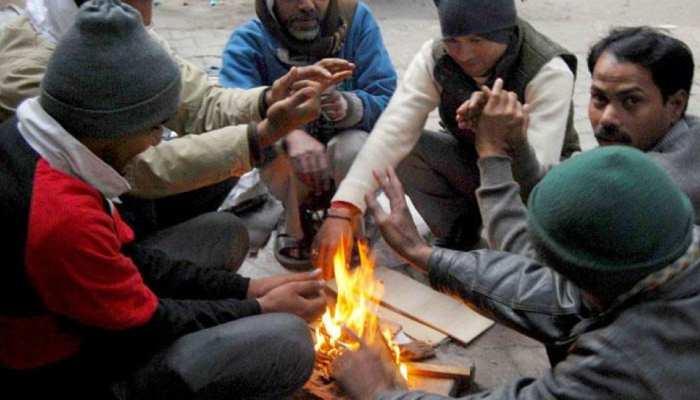 दिल्ली: सीजन का सबसे ठंडा सोमवार, न्यूनतम तापमान लुढ़ककर 10.8 डिग्री से.