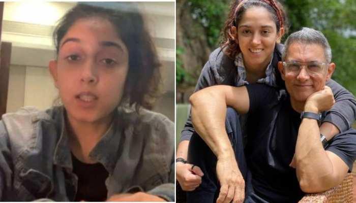 आमिर खान की बेटी का हुआ था यौन उत्पीड़न, पैरेंट्स के तलाक पर Ira Khan ने कही ये बात