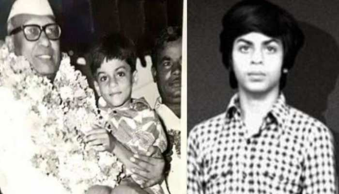 On Birthday of Shahrukh Khan see his rare pictures
