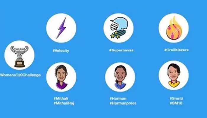 महिला IPL टी20 चैलेंज के लिए ट्विटर इंडिया ने लॉन्च किए 7 नए इमोजी, देखें वीडियो