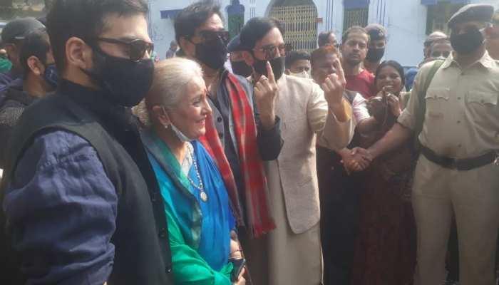 बिहार: वोटिंग के बाद बोले 'शॉटगन' शत्रुघ्न सिन्हा- EVM की गड़बड़ी पर नजर रखने की जरूरत है